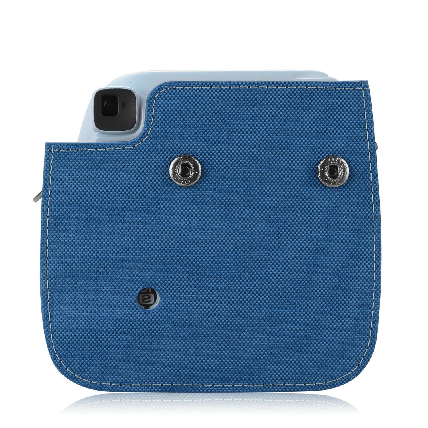 Fabric Case Cover with Strap for Fujifilm /