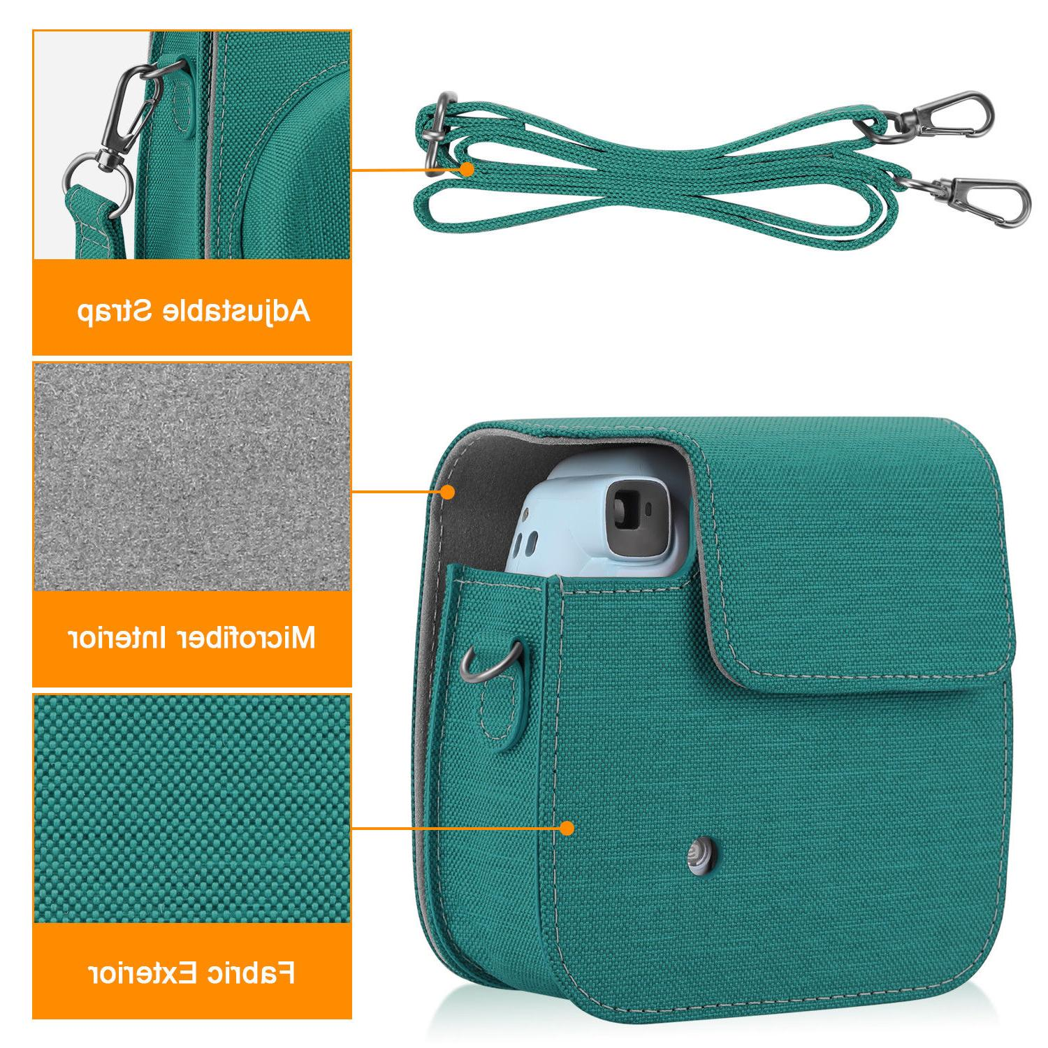 Fabric Camera Case Cover with /