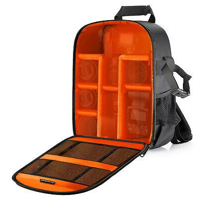 Neewer Shockproof Flexible Insert Partition Protective Camer