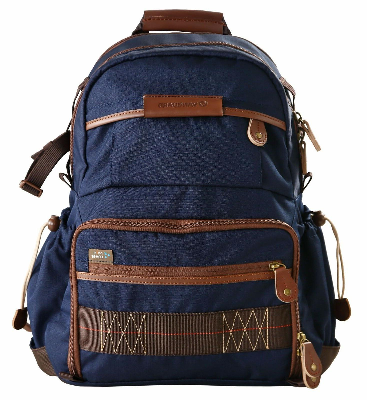 Vanguard HAVANA 41 Backpack with Rain Cover for DSLR Camera