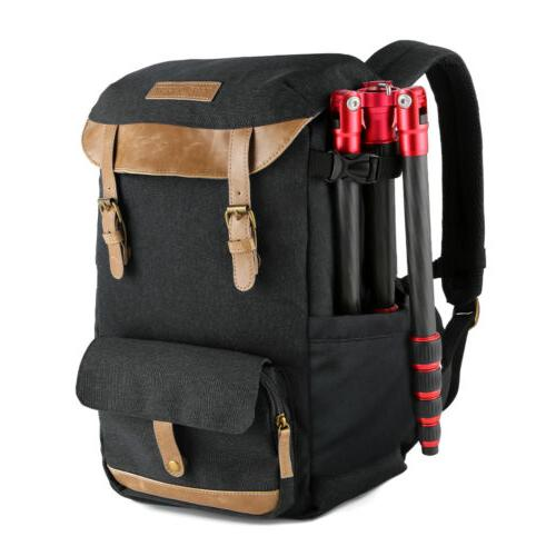K&F Camera Bag for Canon Sony Waterproof