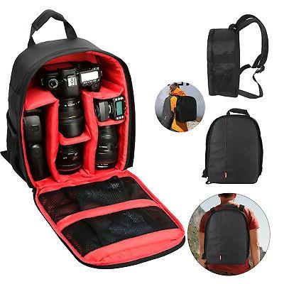 large camera backpack bag for canon nikon