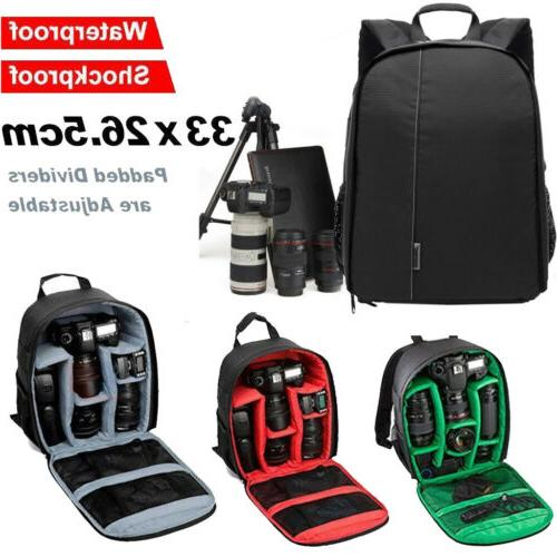 Large Camera Backpack Bag for Sony DSLR Mirrorless Altura Photo