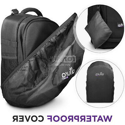 Large Camera Backpack with for Canon Photo