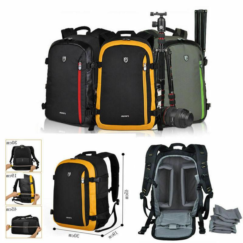 Large Camera Bag with Waterproof Cover Canon Concept