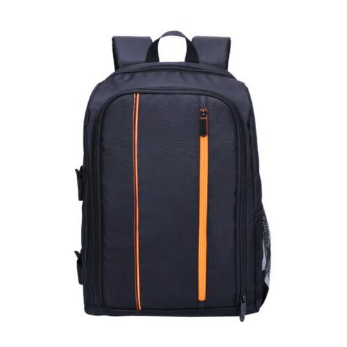 large camera backpack shoulder bag waterproof dslr