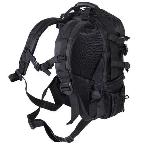 Large Capacity Camera Backpack Bag Waterproof Nikon