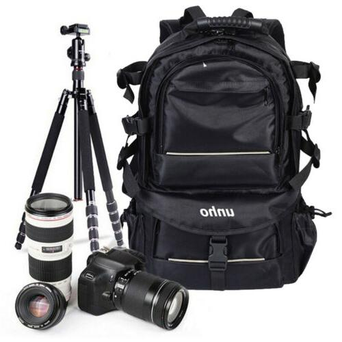 large capacity 18 camera backpack travel bag