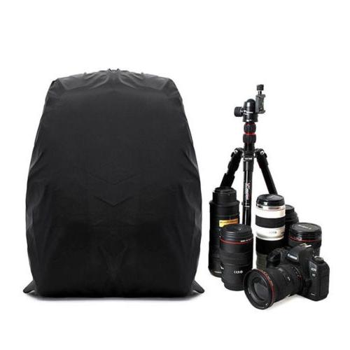 Large DSLR Case Backpack Bag Compartment For Canon Nikon