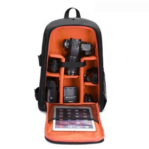 Large DSLR Camera Bag Case