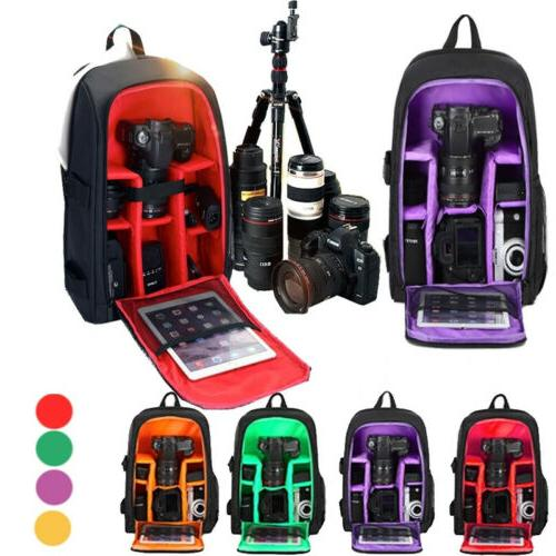 large dslr outdoor waterproof camera backpack nti