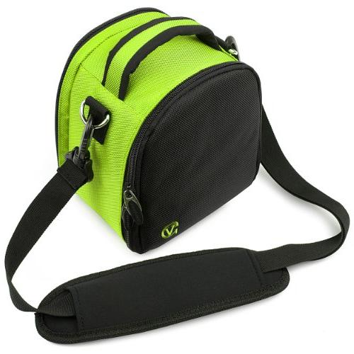 laurel compact lime nylon dslr