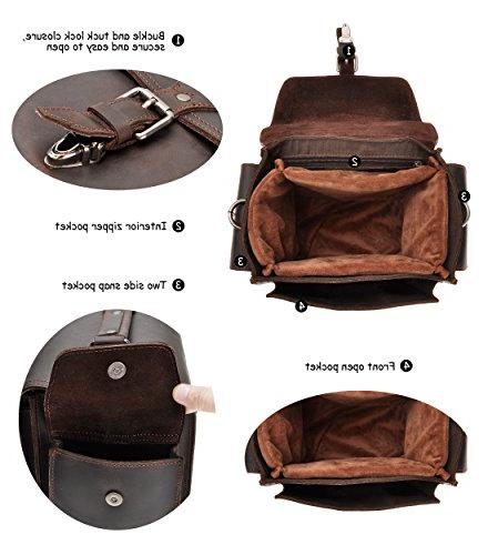 Removable Case Small Messenger