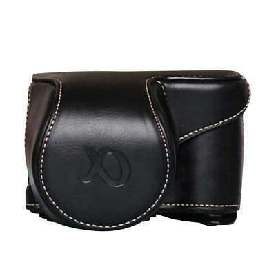 Leather Cover A6000 With Strap