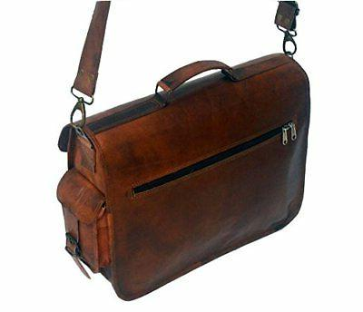Leather Laptop 16X12X5