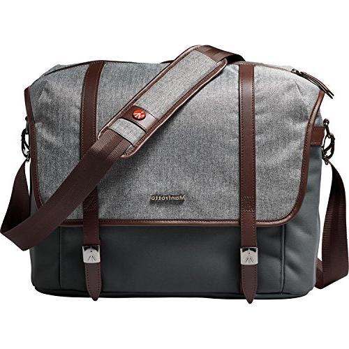 Manfrotto Lifestyle Windsor Digital SLR Camera Messenger Bag