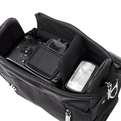 VanGoddy Metric Body Shoulder Camera Bag Suitable for Series/CoolPix / to DSLR Full Frame Mirrorless
