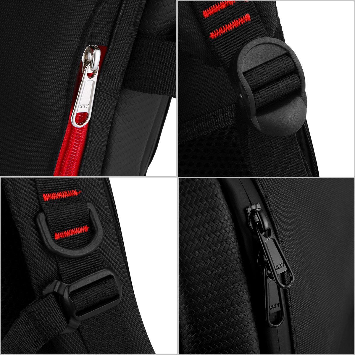 Multi-function Camera Backpack Bag Canon Nikon Sony