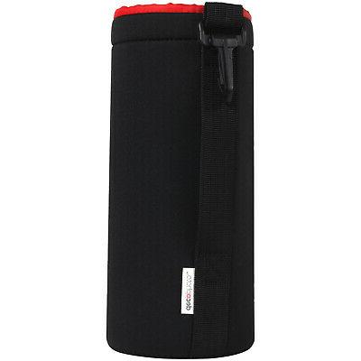 X-Large Neoprene Lens Bag Protective Sleeve Water & Scratch
