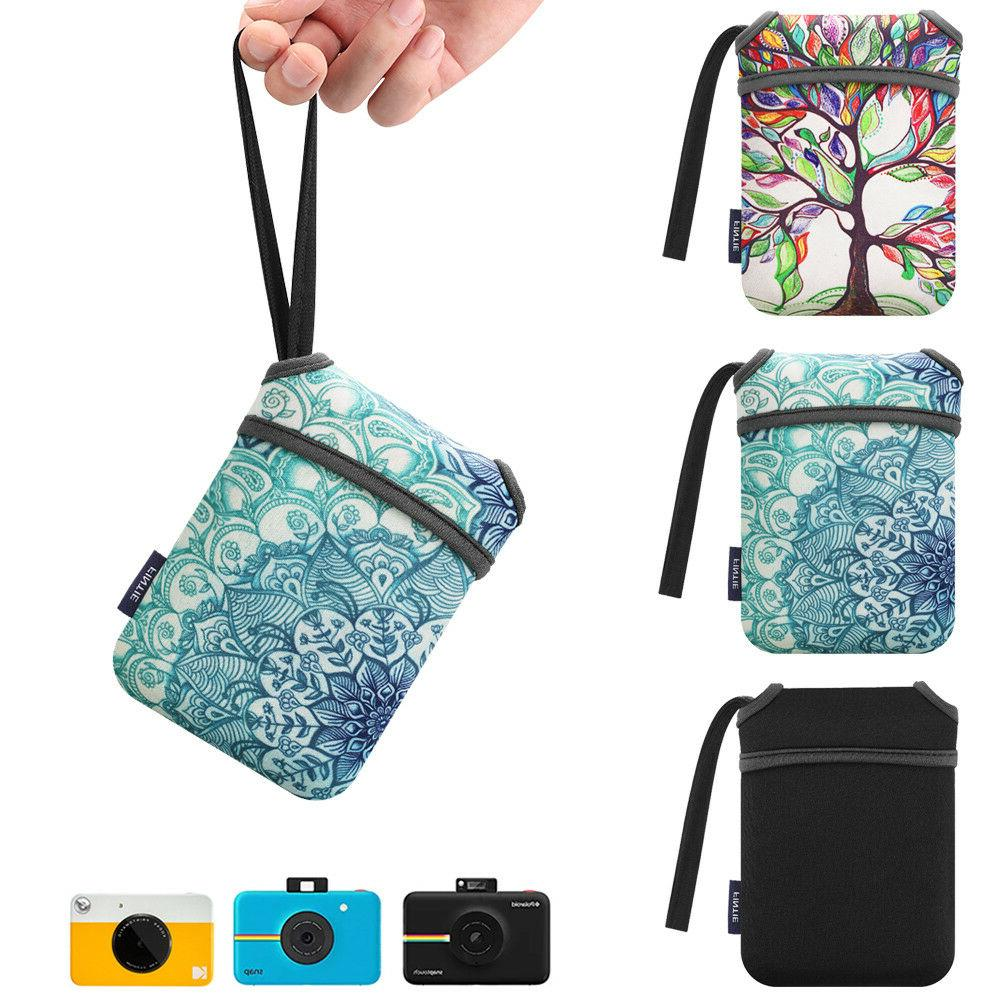 neoprene soft pouch carry bag for polaroid