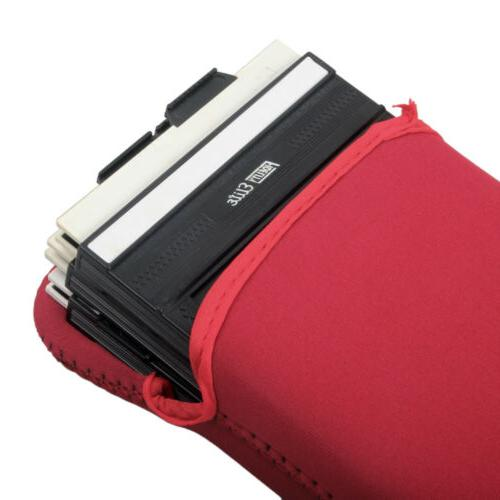 2x Sheet Film Protecting Pouch Case For 4x5 Format Camera