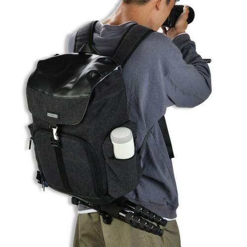 Bag Backpack For Canon Nikon SLR