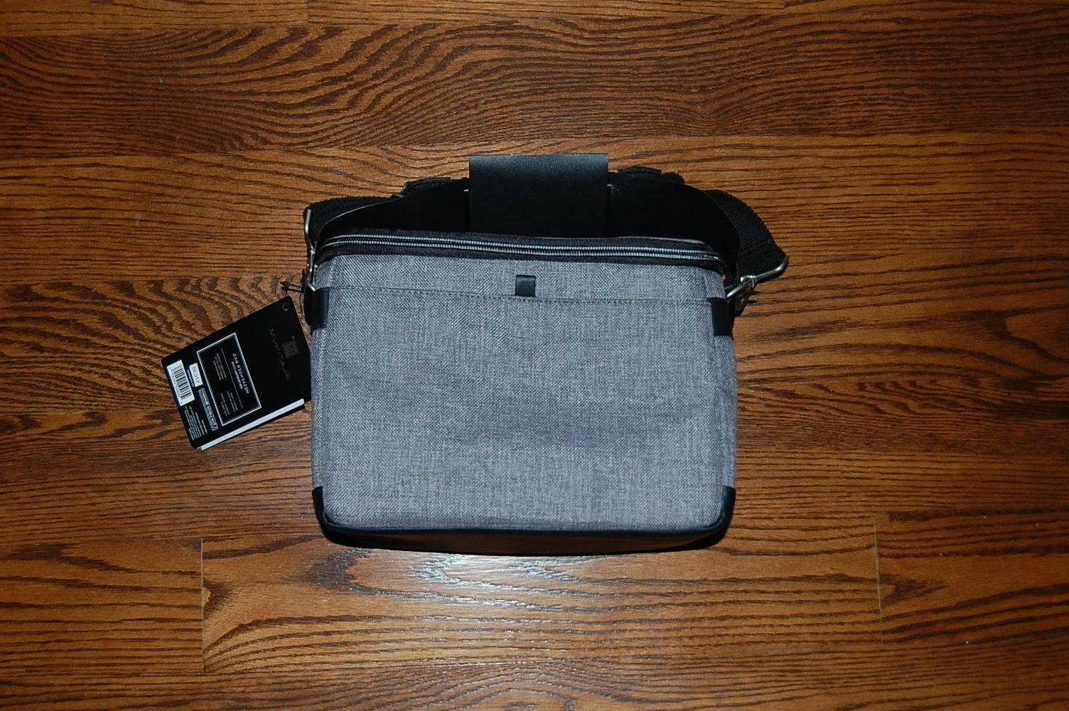 New Platinum Metropolitan Bag
