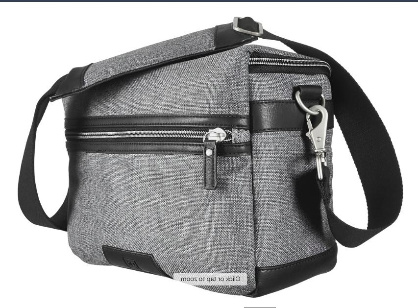 new metropolitan messenger bag camera bag