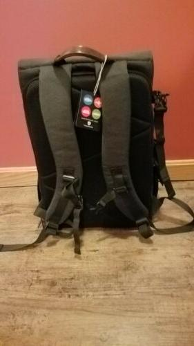 Bagsmart Camera Backpack - green. with tags very great bag!