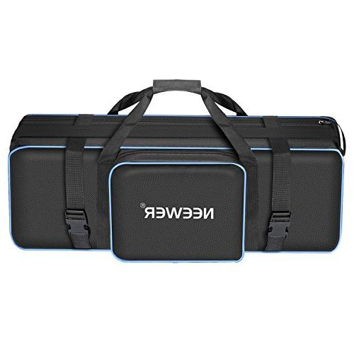 Neewer Large Photo Studio Photography 29.1x10.6 9.84 with Shoulder Strap Handle for Tripod, Umbrella, LED Light, Flash Other