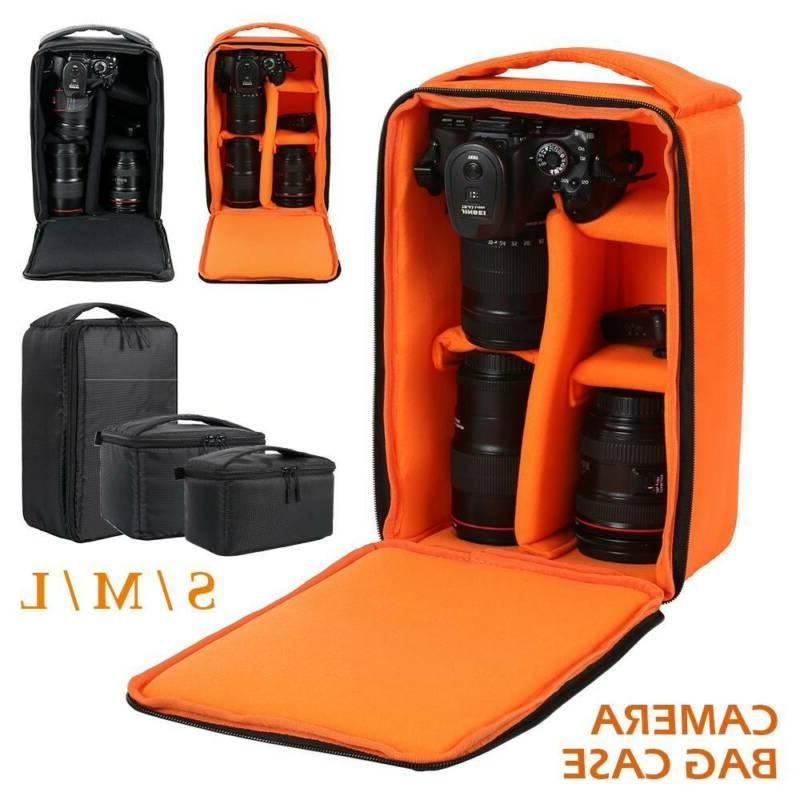 digital dslr camera backpack case shoulder bag
