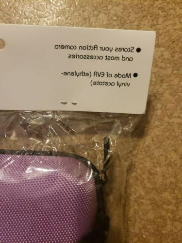 Pink Action Bag for Gopro/other action camera