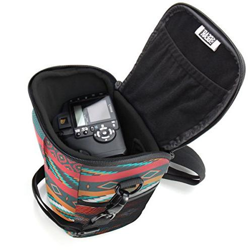 Portable Camera Bag with Accesibility and Shoulder by USA