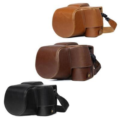 MegaGear Protective Leather Camera Case, Bag for Sony DSC-RX