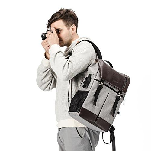 TARION RB-02 Backpack with Waterproof Cover and