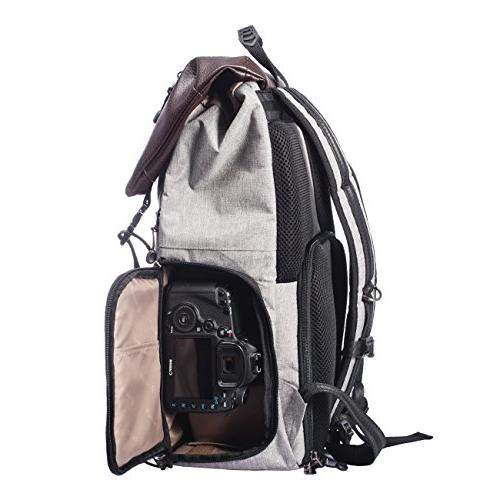 TARION RB-02 with Waterproof and SLR/DSLR/Mirrorless Camera