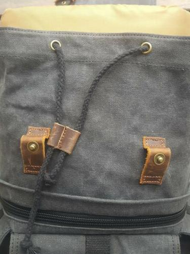 S-ZONE and Genuine Leather Travel