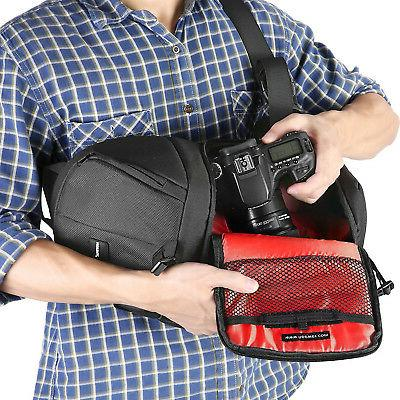 Neewer Shockproof Camera Sling Case for Sony