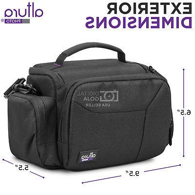 Medium Camera Bag by Altura for Nikon Canon Sony and