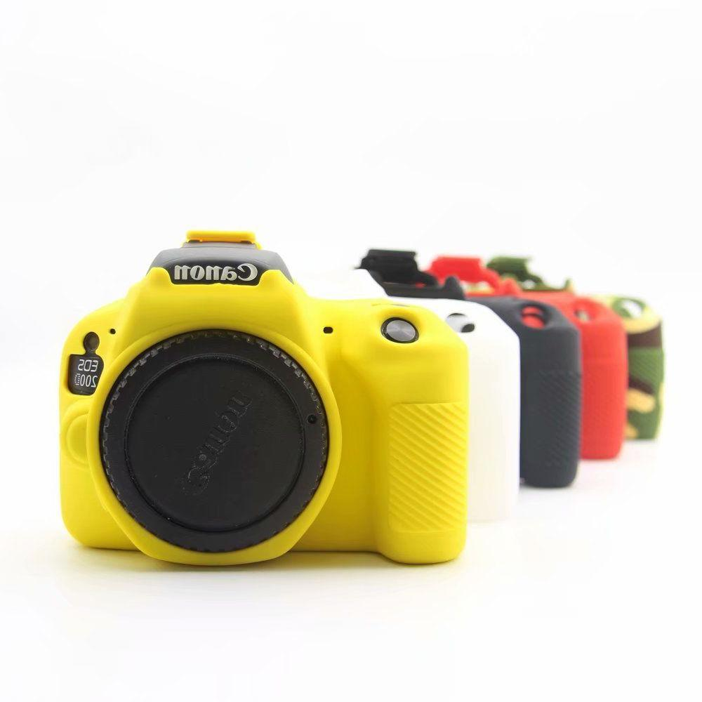Silicone Camera Case for Canon SL2