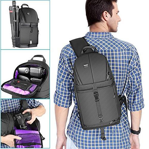 Neewer Professional Storage and Carrying DSLR Camera, Accessories