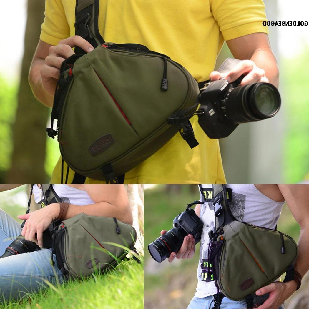 slr camera bag multifunction travel outdoor camera