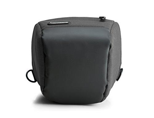 BAGSMART Camera Shoulder Bag, Holster Camera Case