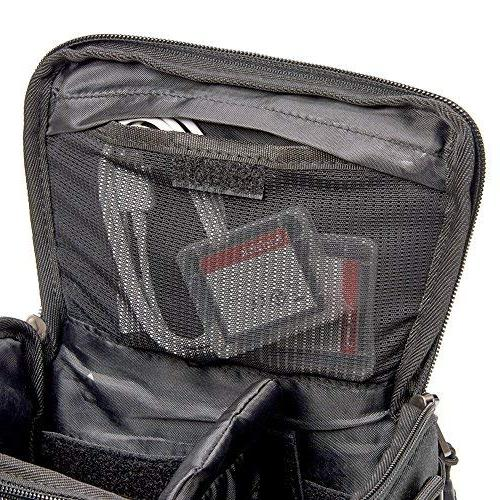 Evecase Camera Holster Waterproof Travel Compact Case with Rain for Mirrorless