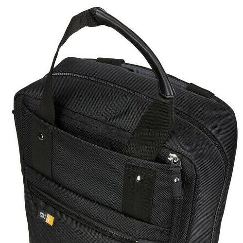 Case Logic Small Compact Bryker Convertible Backpack Laptop Bag Travel