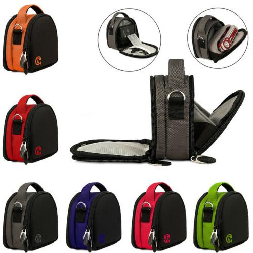 small compact camera case shoulder bag