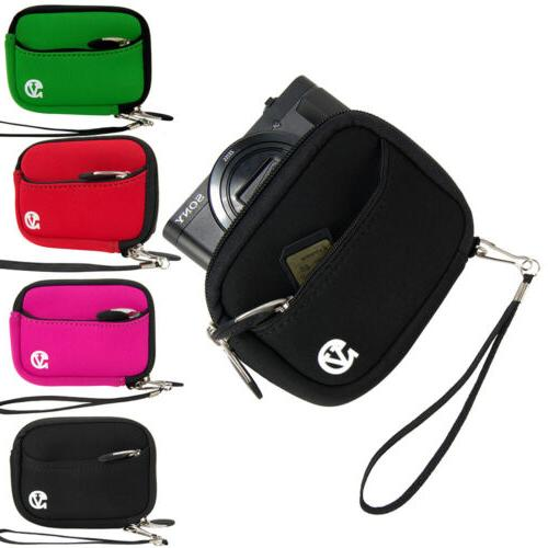 small digital camera sleeve pouch case bag