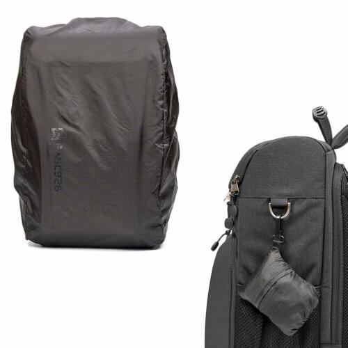Evecase Small Nylon Shoulder Case For / DSLR Compact Micro Four