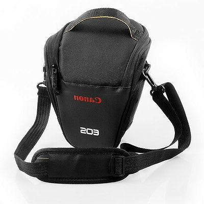Soft Carrying Case Bag for Camera Canon EOS 1100D 450D 500D