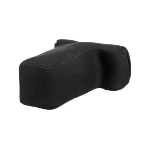 OpTech Soft Pouch Digital D-Series D-SLR Zoom Black -Proudly